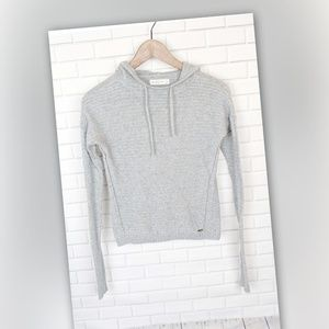 Abercrombie & Fitch Gray Sweater Hoodie